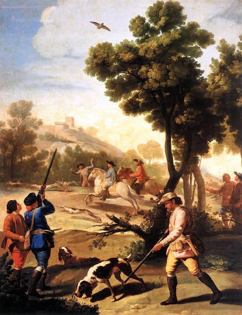 Goya  1775
