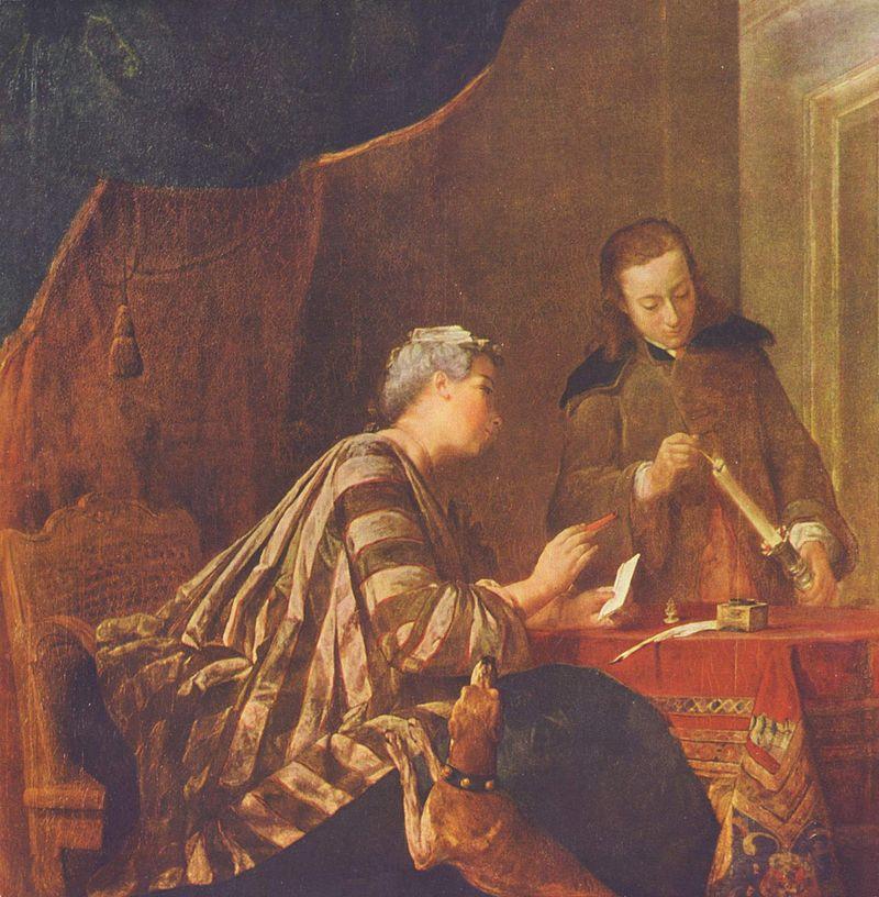 Jean-Siméon Chardin 1699-1779