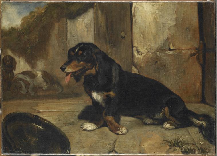 Alexandre- Gabriel Decamps 1803-1860