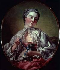 Boucher francois 1703 1770 madame Boucher