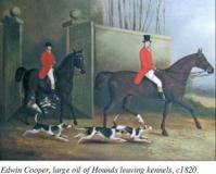 Edwin cooper 1785 1833 hounds
