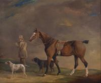 Edwin w cooper of beccles a sportsman with shooting pony and gun dogs google art project