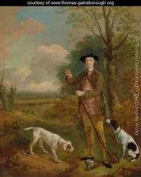 Gainsborough major john dade of tannington suffolk