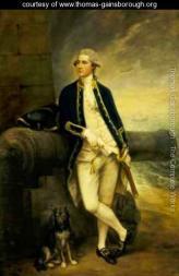 Gainsborough john augustus lord hervey