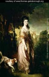 Gainsborough portrait of mrs lowndes stone 1758 1837
