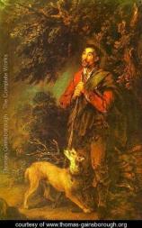 Gainsborough the woodsman