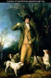 Gainsborough thomas william coke 1752 1842 1st earl of leicester