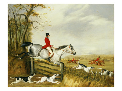 Henry thomas alken the belvoir hunt