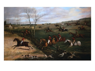 Henry thomas alken the oakley hunt