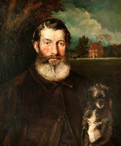 Sir Edwin-Henry-Landseer 1802-1873