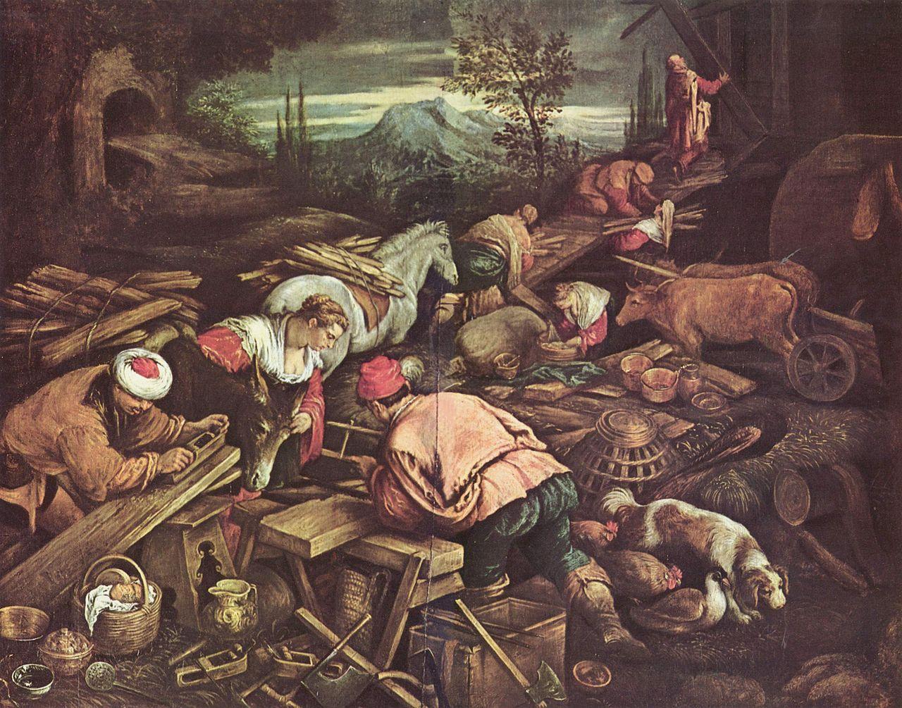 Jacopo bassano 1515 1592