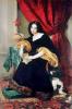 Julius Hubner 1806-1882   Pauline-Charlotte Hubner
