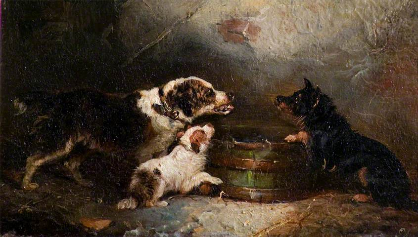 George Armfield 1808-1893