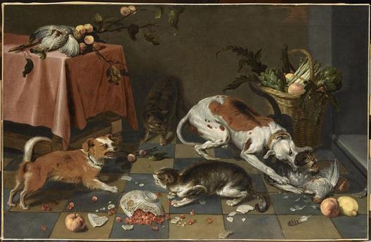 Nicasius Bernaerts 1620-1678