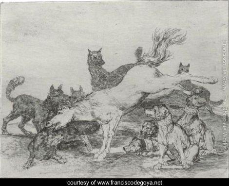 No se convienen Goya