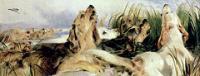 Otter hounds sir edwin landseer