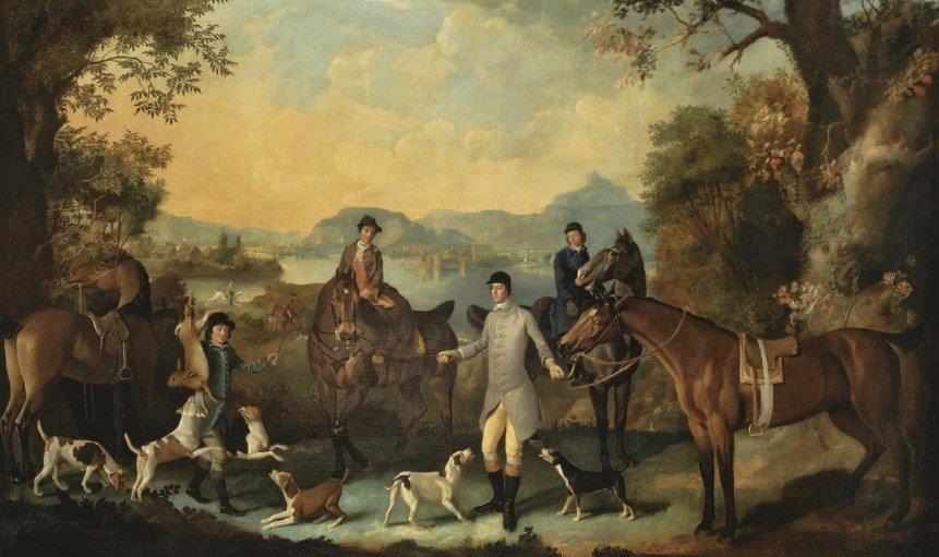 Artiste inconnu 18e siècle