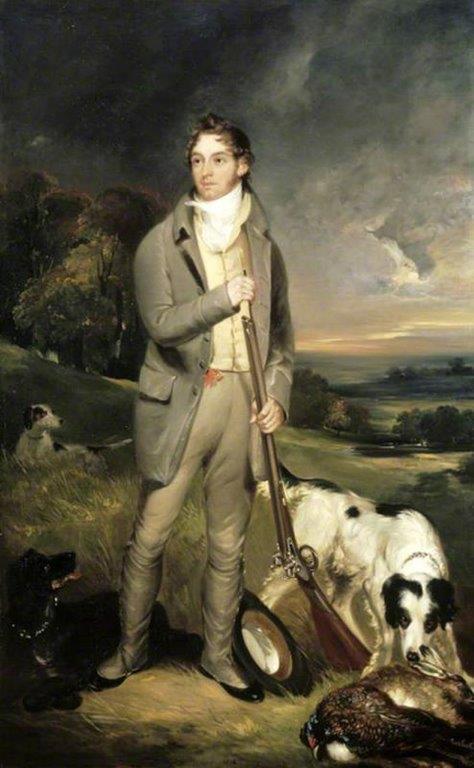 Mr Trafford.  Philip Reinagle