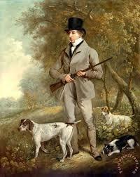 Chiens d'arrêt Philip reinagle 1749-1833
