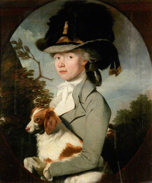 Madame John Patteson, Philip reinagle  1749-1833