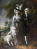 Thomas Gainsborough     Mr and Mrs William Hallett   1785