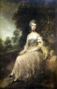 Thomas Gainsborough     Mrs Mary Robinson   1781